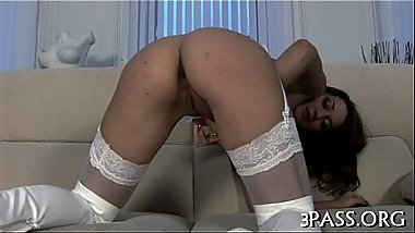 Angel bounds on large cock