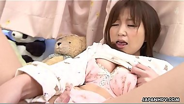 Engsub Shino Tanaka is masturbating while thinking of her step-brother  (film4.24.11.2018 part2) FullHD 1080 at https://za.gl/239c