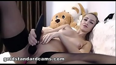 Goldstandardcams.com  Caught my Sister with my mom'_s Hitachi
