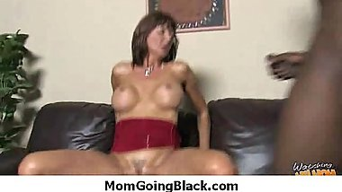 Black dong in my moms tight pussy 15